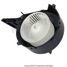 Saab 9-3 A/C Heater Blower motor HVAC New 13250117 OE Replacement