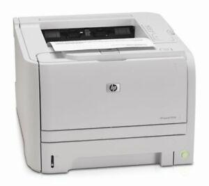 HP LaserJet P2035 30 ppm 16MB Laserdrucker unter 20.000 Seiten
