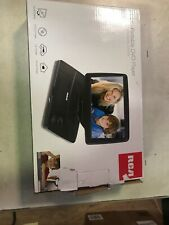 RCA 9 Portable DVD Player Widescreen LCD Display DAMAGED  BOX