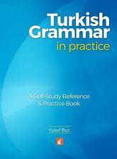Turkish Grammar in Practice Paperback Book by Yusuf Buz - IN STOCK - NEW