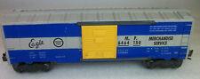 LIONEL POSTWAR 6464-150 MISSOURI PACIFIC BOX CAR EAGLE LEFT EXCELLENT