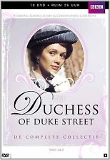 DUCHESS OF DUKE STREET - THE COMPLETE SERIES  -  DVD - PAL Region 2