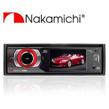 "NEW NAKAMICHI 3"" LCD Monitor AV Receiver with Bluetooth NA135"