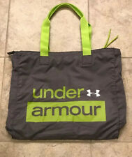 Under Armour Full Zipper Tote Bag With Interior Pockets
