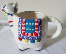 Llama Animal Ceramic Mug 3D Coffee Tea Cup