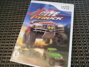 Excite Truck (Nintendo Wii Video Game) Complete & Tested