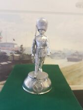Chas C Stadden Guard Order Welsh Guards 1980 Pewter Figure