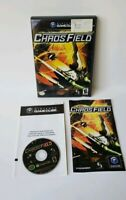 Chaos Field Nintendo GameCube COMPLETE VIDEO GAME DISC IS GOOD