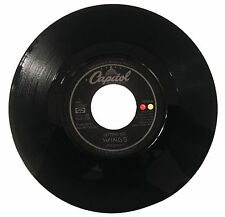 PAUL McCARTNEY & WINGS – Letting Go / You Gave Me The Answer 45RPM CAPITOL 4145
