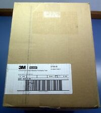 "3M Scotch Packaging Tape, 3750 Clear Heavy Duty, 1.88"" x 54.6 yd, 36 rls/case"