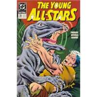 Young All-Stars #28 in Near Mint + condition. DC comics [*sc]