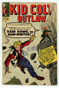 KID COLT OUTLAW #111 (Marvel 1963) VG condition NO RES