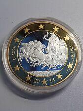 5 Euro 2013 Excellent Condition Coin Trial Specimen Italy