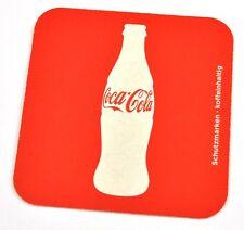 Coca-Cola Coke Dessous-de-verre Dessous de verre Coaster Germany weiße Bouteille