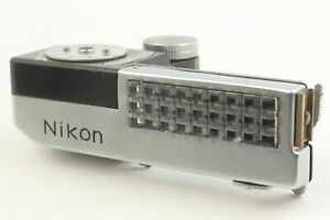 [Exc+5] Nikon F Photoelectric Exposure Meter Light Clip On Model 3  From JAPAN