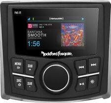 """ROCKFORD PMX1R 2.7"""" SCREEN MARINE REMOTE SELECT PMX RECEIVERS  2 YEARS WARRANTY"""
