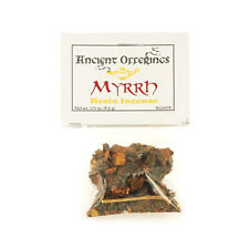 Myrrh Small 1/3 oz Packet Quality Natural Granular Loose Rock Resin Incense