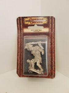 Dungeons and Dragons Miniatures: Ogre, WOC 40092, Chaz Elliot