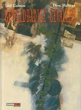 GEWELDDADIGE GEVALLEN - Neil Gaiman en Dave McKean
