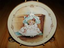 """Sarah"" Little Ladies by Maud Humphrey Bogart Hamilton Plate Collection"