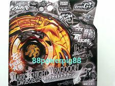 Takara Tomy Zero-G Beyblade BBG-16 Gold Dark Knight Dragooon LW160BSF US Seller