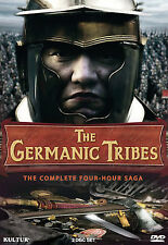 The Germanic Tribes: The Complete Four-Hour Saga (DVD, 2009, 2-Disc Set)