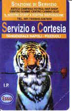 Schede telefoniche rare- private- Esso Tigre n°273-Nuova