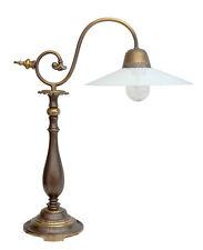 Superbe Original Art Nouveau Type Déco Lampe de Bureau Lampe de Cuivre Table