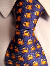 Men's Tommy Hilfiger Blue Silk Tie A28690