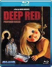Deep Red Hatchet Murders Blu-ray Directors Cut Italian English