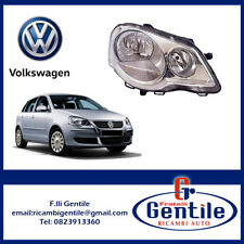 Volkswagen POLO 2005 - 2009 FARO PROIETTORE H7-H1 CON MOTORINO ELETTRICO DESTRO