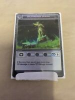 Burning Rain Super Rare Attack Chaotic TCG | NM/VF