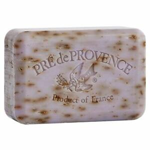 Pre de Provence Artisanal French Soap Bar Enriched Shea Butter Lavender 250 gram