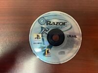Razor Racing (PlayStation PS1) - DISC ONLY