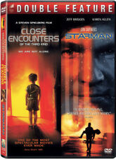 Close Encounters of the Third Kind & Starman [New DVD]