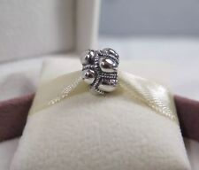 New w/BOX RETIRED Pandora Sterling Silver Journey Charm #790401 Your Life's Path