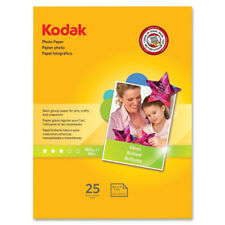 "KODAK - Glossy Photo Paper 8.5"" x 11"" Perfect For Everyday Printing - 25 Sheets"