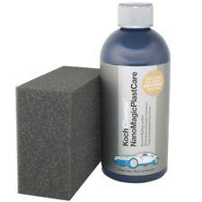 Koch Chemie Nano Magic Plast Care Kunststoffpflege + Auftragsschwamm