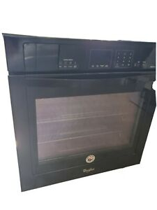 "Whirlpool WOS92EC7AB04 30"" Black Single Wall Oven (local pick up only)"