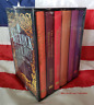 NEW SEALED Sherlock Holmes Collection 6 Book Box Set Gift Edition Hardcover