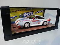 Slot Car Scalextric MSC 6044 Porsche 959 Master Slot 2014 Nº01