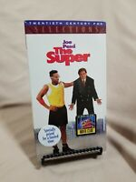The Super ~ New VHS Movie ~ Joe Pesci 1991 Comedy ~ Rare OOP Sealed Video