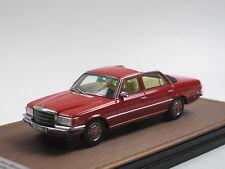 GLM 1973 Mercedes-Benz 280 SEL W116 Landaulet red 1/43 Limited Edition 199 pcs.