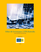 CPA Australia | Ethics & Governance |Grade HD | To the Point Notes & Index 2021