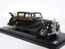 FYP 1/43 Rolls-Royce Silver Wrath Landaulet Hooper Nigeria Handmade Resin Model
