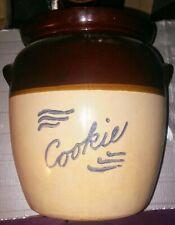 Vintage Bean Pot Cookie Jar