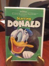 Classic Cartoon Favorites, Vol. 2 - Starring Donald (DVD, 2005) Mfg. Sealed