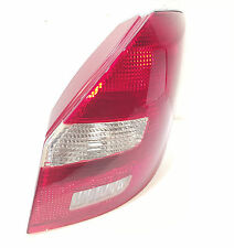 Skoda Fabia Mk2 Hatchback 2007-2015 Rear Tail Light Lamp Driver Side Right New
