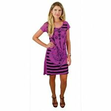 Knee Length Hand-wash Only 100% Cotton Dresses for Women