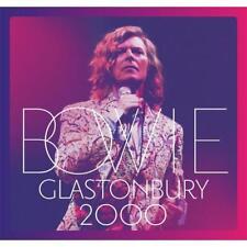 David Bowie - Glastonbury 2000 Softpak 2 CD